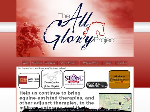 All Glory Project 2013